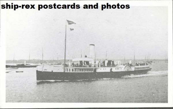 LORNA DOONE (1891, Red Funnel) photo